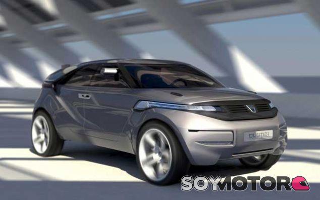 Dacia Eléctrico - SoyMotor.com