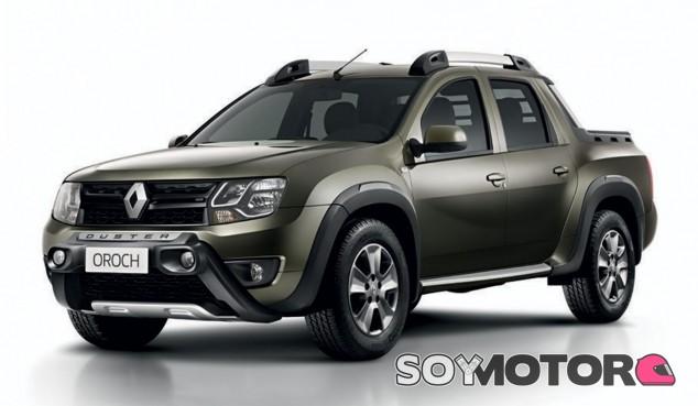 Dacia Oroch - SoyMotor.com