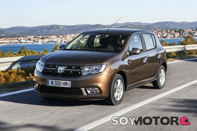 El Dacia Sandero fue el coche más vendido de España en agosto - SoyMotor.com