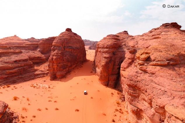 OFICIAL: El Dakar se correrá en Arabia Saudí desde 2020 - SoyMotor.com