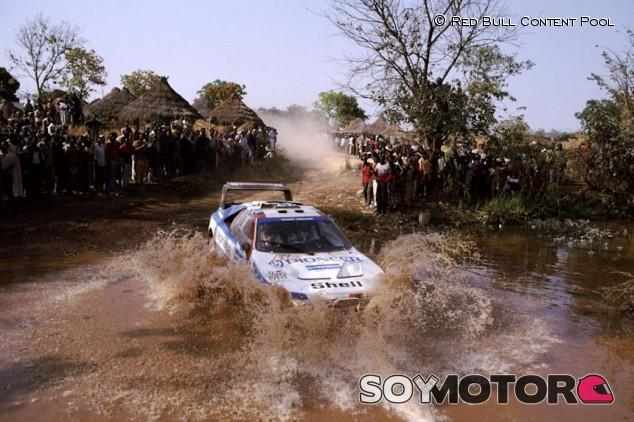 Se perfila el Dakar Classic, para coches que disputaron la prueba antes del 2000 - SoyMotor.com