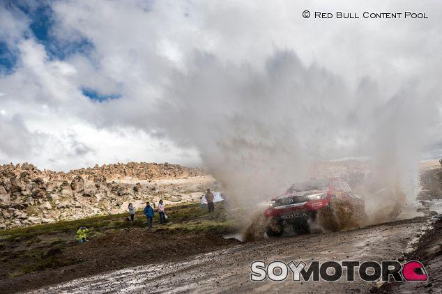 Imagen de archivo del Dakar - SoyMotor