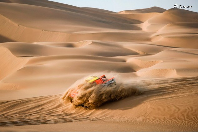 El Dakar prepara su mudanza a Arabia Saudí - SoyMotor.com