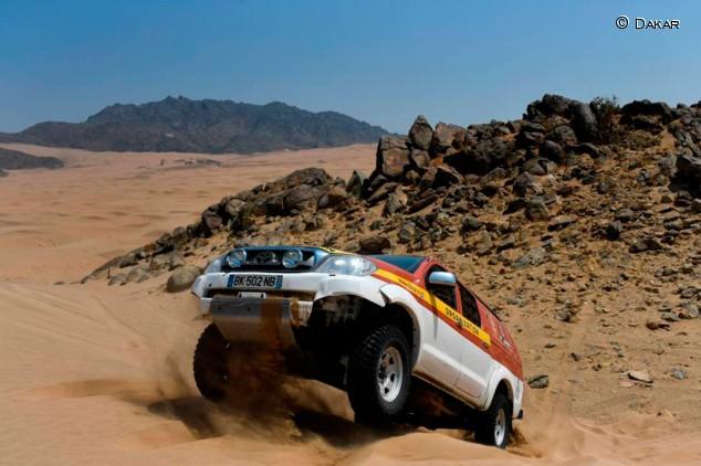 El Dakar se blinda para evitar trampas en 2020 - SoyMotor.com