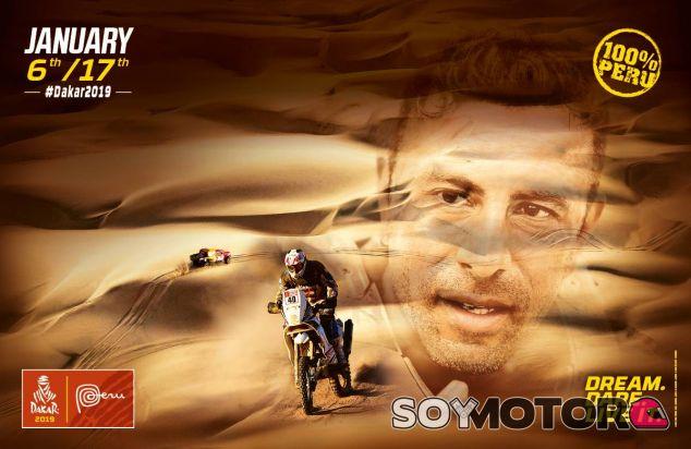 Cartel del Dakar 2019 - SoyMotor.com