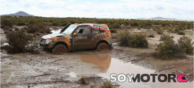 Cambia la octava etapa del Dakar para evitar un río inundado - SoyMotor.com