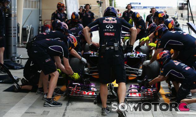 Dan Fallows, nuevo jefe de aerodinámica de Red Bull - LaF1