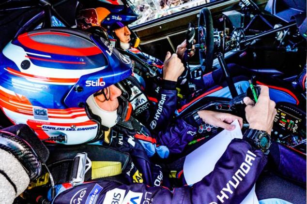Rally RACC 2019: Sordo, primer líder tras el bucle matinal - SoyMotor.com