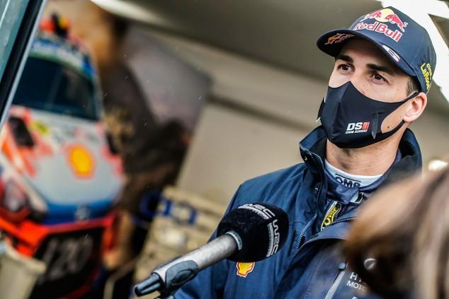 Hyundai confirma a Dani Sordo para el Rally Safari - SoyMotor.com