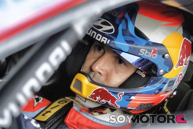 Dani Sordo seguirá en Hyundai en 2019 - SoyMotor.com