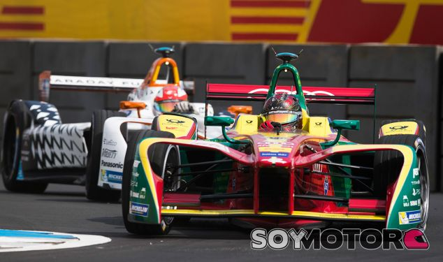 Daniel ABT logra la Pole Position en México City ePrix - SoyMotor.com