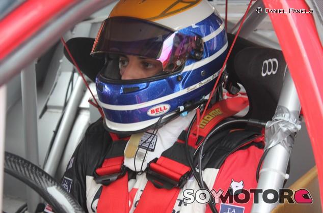 Santiago Urrutia en Argentina - SoyMotor.com