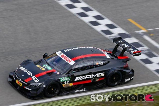 Mercedes apuesta por Juncadella en 2016 - LaF1
