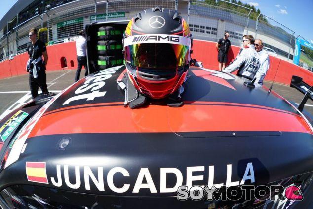 Juncadella, satisfecho con su carrera en Austria - LaF1