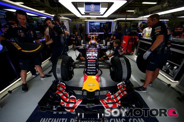 Red Bull afronta las dos últimas carreras con la mente fuera de la pista - LaF1