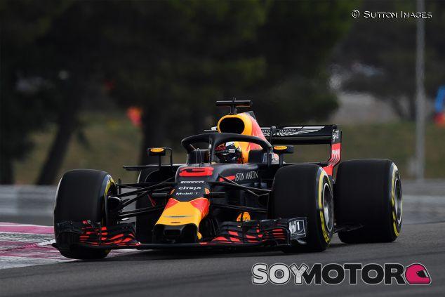 Daniel Ricciardo en Paul Ricard - SoyMotor.com