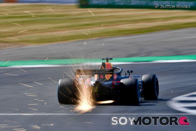 Daniel Ricciardo en Silverstone - SoyMotor.com