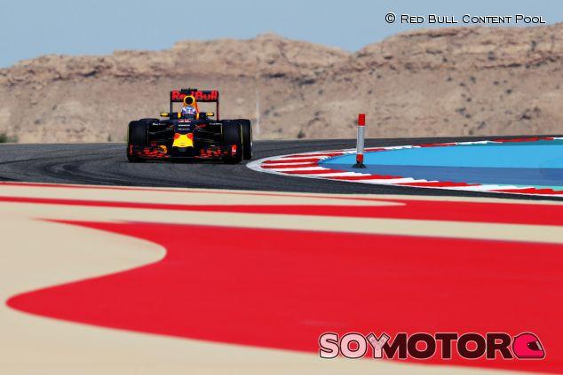 Daniel Ricciardo en el circuito de Sakhir - LaF1