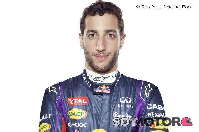 Daniel Ricciardo adelgaza para el RB10 de 2014 - LaF1