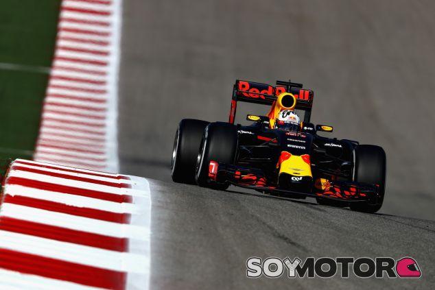 Daniel Ricciardo en Austin - LaF1