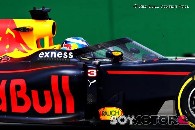 Red Bull probó la cúpula en el Gran Premio de Rusia - LaF1