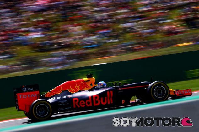 Doble fila para el equipo Red Bull - LaF1