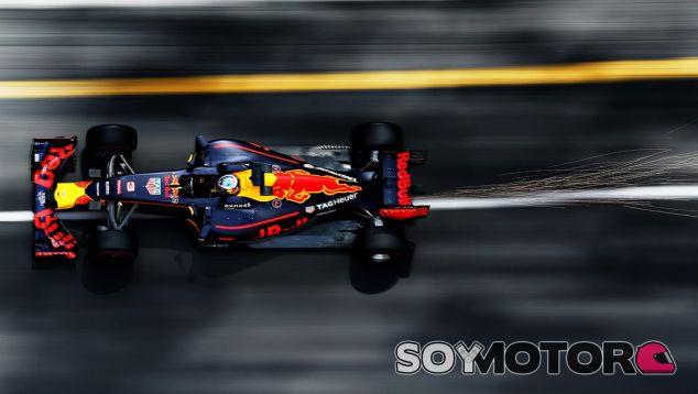 Ricciardo realizó un muy buen fin de semana en Mónaco - LaF1