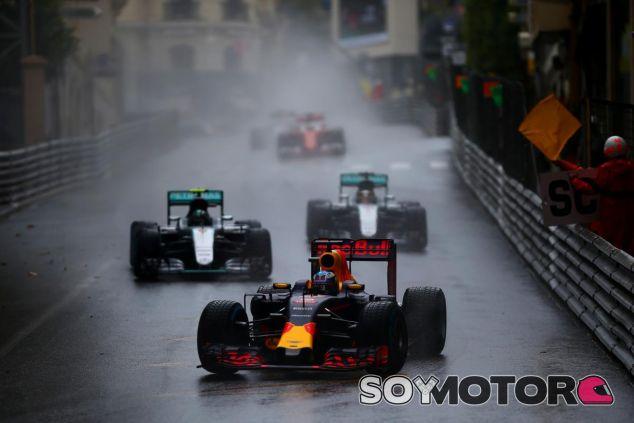 Ricciardo pudo pelear con Mercedes en Mónaco - LaF1