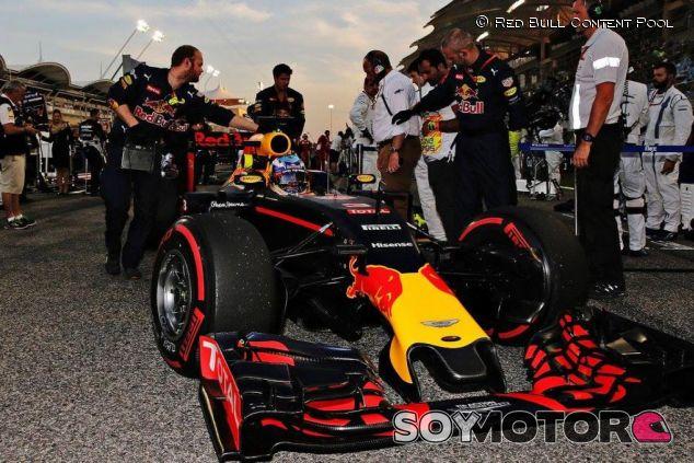 Daniel Ricciardo lleva dos cuartos puestos esta temporada - LaF1