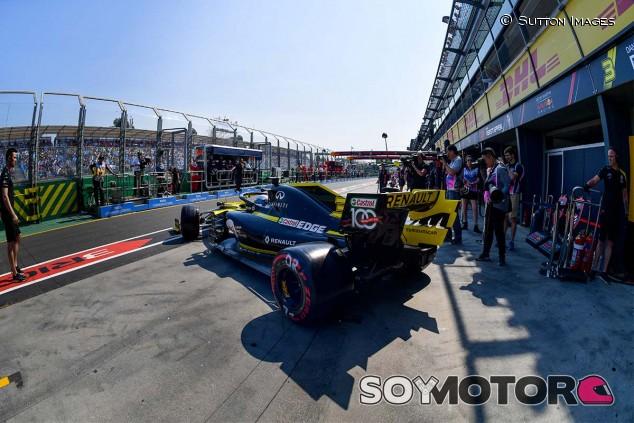 Daniel Ricciardo en Australia - SoyMotor