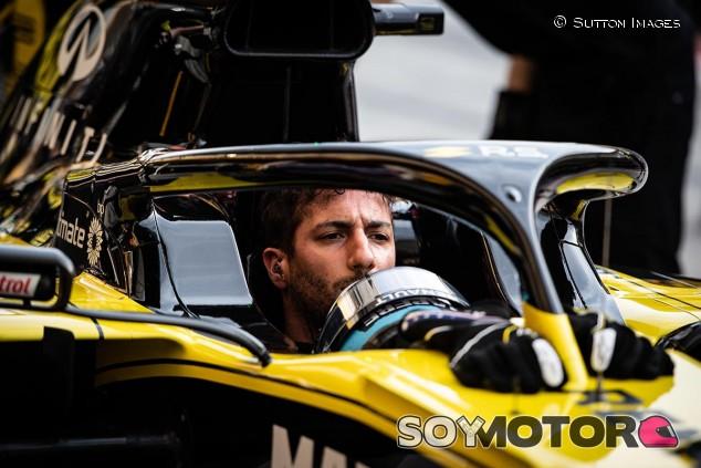 Daniel Ricciardo en el Renault RS19 - SoyMotor