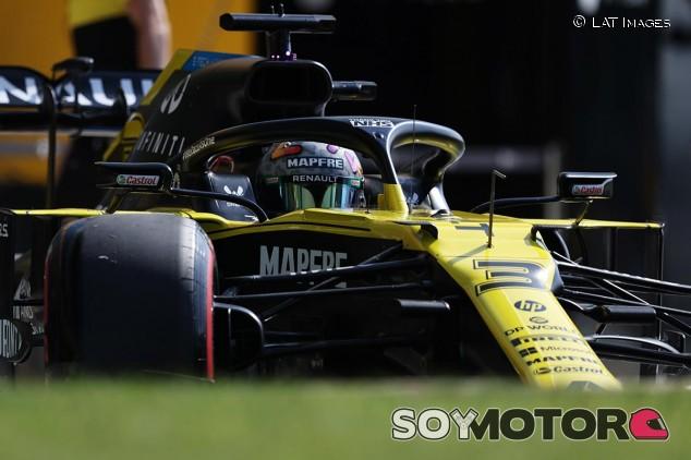 Daniel Ricciardo en el GP de Gran Bretaña F1 2020 - SoyMotor.com