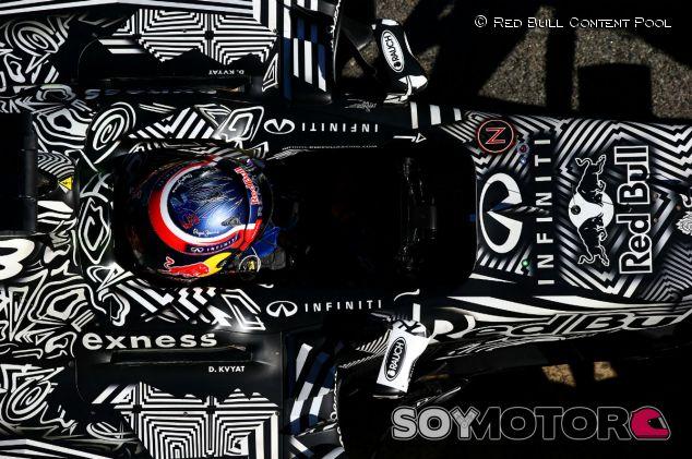 Daniil Kvyat, hoy en los test de Barcelona - LaF1