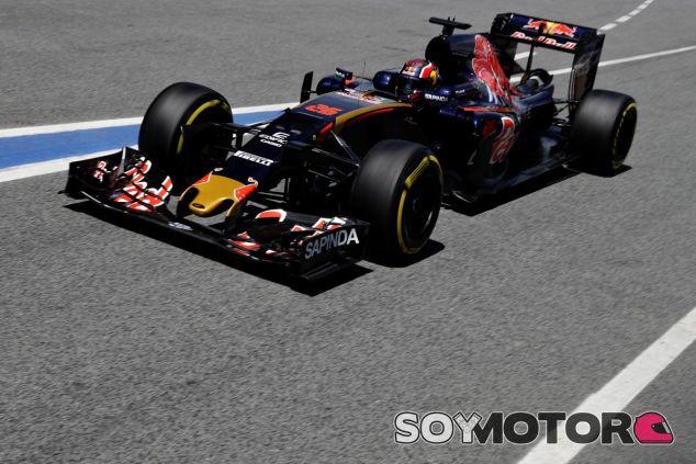 Kvyat no pasa de la Q3 en su regreso a Toro Rosso - LaF1