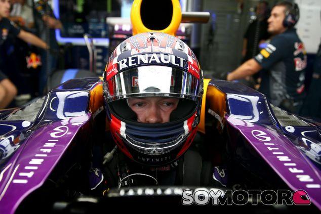 Kvyat afronta su última carrera de la temporada - LaF1