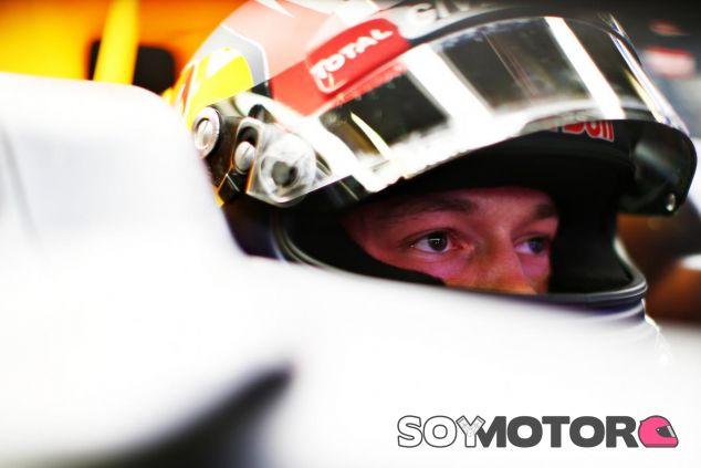 Daniil Kvyat llega al Gran Premio de casa en un gran estado de forma - LaF1