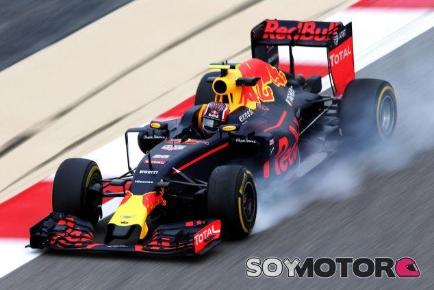 Red Bull es la sorpresa del viernes en Baréin - LaF1