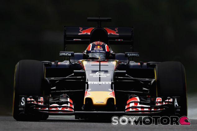 Daniil Kvyat en Suzuka - LaF1