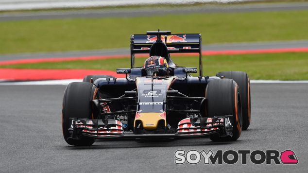 Toro Rosso ha sufrido problemas de reglajes - LaF1