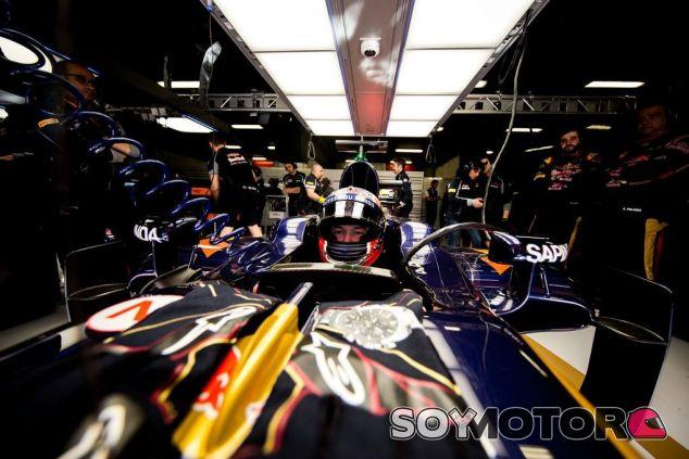 Kvyat está molesto con el trato recibido por Red Bull - LaF1