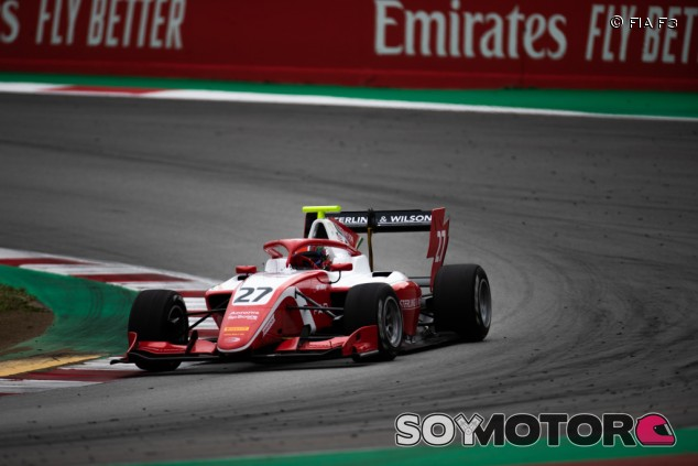 Daruvala domina la segunda carrera de F3 en España - SoyMotor.com