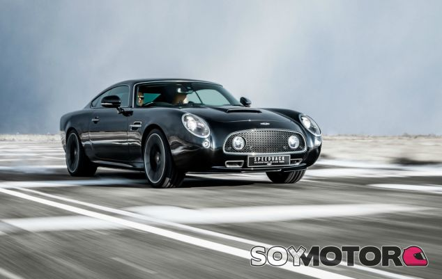 David Brown Speedback GT Silverstone Edition - SoyMotor.com