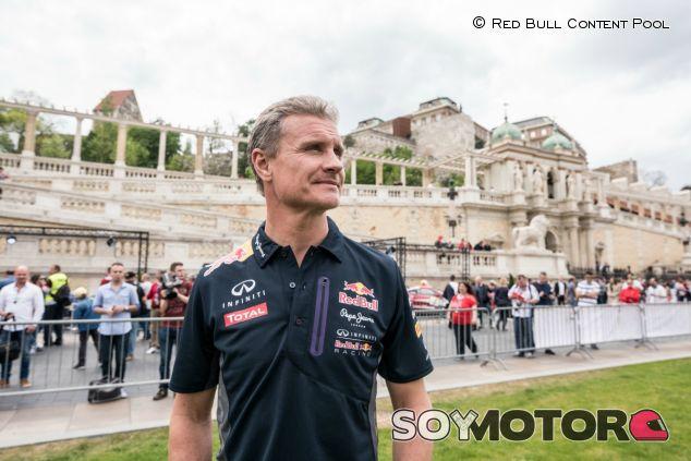 David Coulthard anima a la F1 a fijarse en las categorías inferiores - LaF1