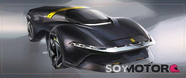 Ferrari Daytona Vision - SoyMotor.com