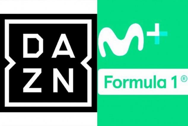 DAZN y Movistar+ alcanzan un acuerdo para la explotación de F1 en España entre 2021 y 2023 -  SoyMotor.com
