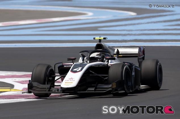 De Vries gana en Paul Ricard y asalta el liderato de la F2 - SoyMotor.com
