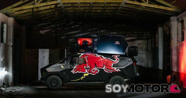 Red Bull se va con la fiesta a otra parte... y es literal - SoyMotor