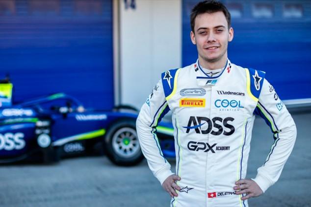 Louis Delétraz, nuevo piloto de simulador de Haas para 2019 - SoyMotor.com