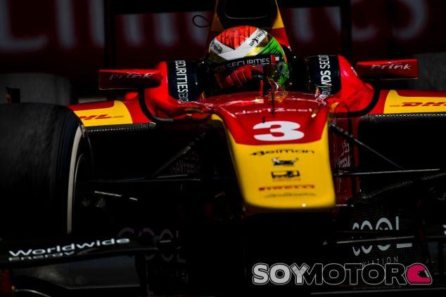 El coche de Racing Engineering en la F2 de 2017 – SoyMotor.com
