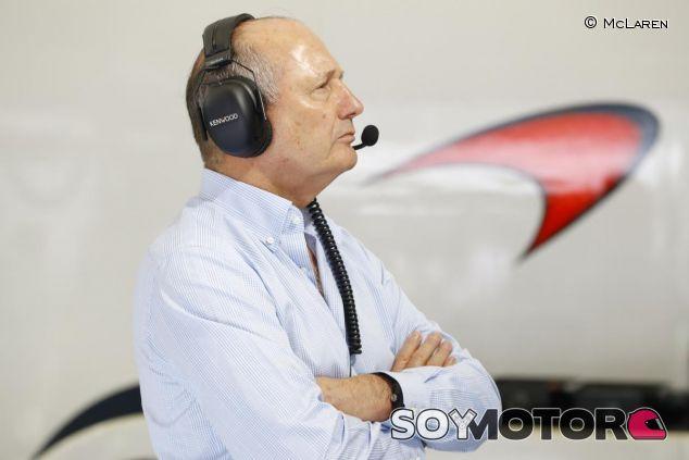 Dennis durante su última etapa en McLaren - SoyMotor